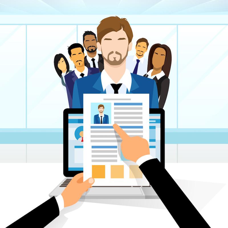 Illustrations for websites